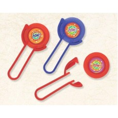 Happy Birthday Disc Shooter Favours Pack of 12