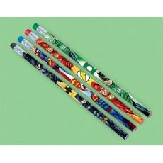 Justice League Pencils Favours Pack of 12