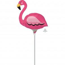 Hawaiian Party Decorations Mini Flamingo Shaped Balloons