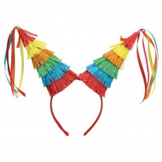 Fiesta Pinata Headband Head Accessorie