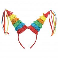 Mexican Fiesta Pinata Headband Head Accessorie
