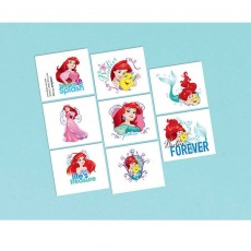 The Little Mermaid Ariel Dream Big Tattoo Favours