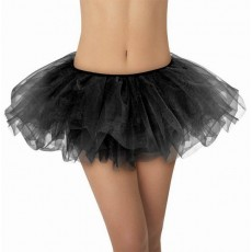 Black Tutu Adult Costume