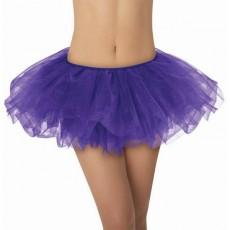 Purple Tutu Adult Costume Adult Size
