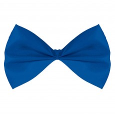 Blue Bowtie Costume Accessorie
