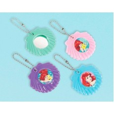The Little Mermaid Ariel Dream Big Keychain Favours Pack of 12