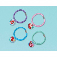 The Little Mermaid Ariel Dream Big Hair Pony Favours Pack of 4