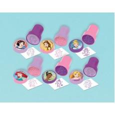 Disney Princess Dream Big Stamper Favours Pack of 6
