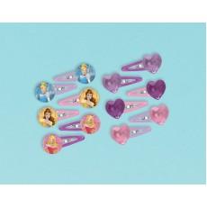 Disney Princess Dream Big Hair Clip Favours Pack of 12