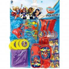 Super Hero Girls Mega Mix Favours