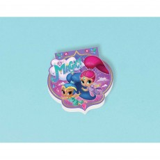 Shimmer & Shine Die Cut Notepad Favour