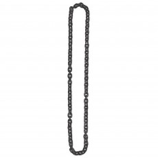 Black Chain Link Necklace Jewellery