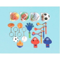 Multi Sports Favours Pack of 48