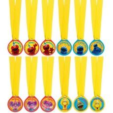 Sesame Street Medals Awards