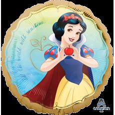 Disney Princess Once Upon A Time Standard HX Snow White Foil Balloon 45cm
