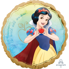 Disney Princess Once Upon A Time Standard HX Snow White Foil Balloon