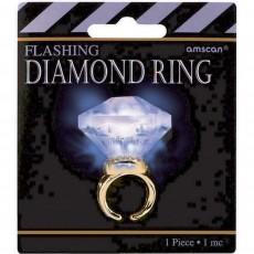 Hollywood Light-Up Diamond Ring Jewellery