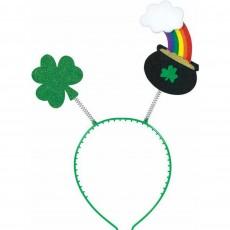 St Patrick's day Headbopper Head Accessorie