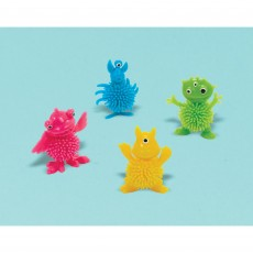 Halloween Wooly Monsters Favours