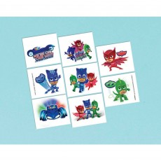 PJ Masks Tattoo Favours