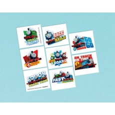 Thomas & Friends All Aboard Tattoo Favours