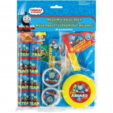 Thomas & Friends All Aboard Mega Mix Favours 29cm x 23cm Pack of 48