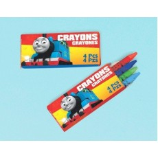 Thomas & Friends All Aboard Crayon Favours Pack of 12