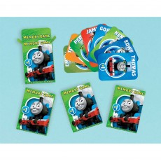 Thomas & Friends All Aboard Memory Party Games Pack of 6