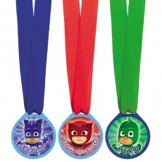 PJ Masks Mini Medal Awards