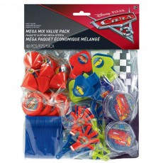 Disney Cars 3 Mega Mix Favours