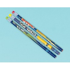 Disney Cars 3 Pencil Favours