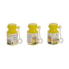 Minions Despicable Me Mini Bubbles
