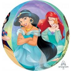 Orbz XL Disney Princess Once Upon A Time Shaped Balloon 38cm x 40cm