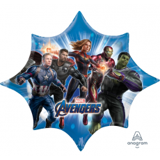 Avengers Endgame SuperShape XL Shaped Balloon