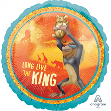 Lion King Standard HX Foil Balloon