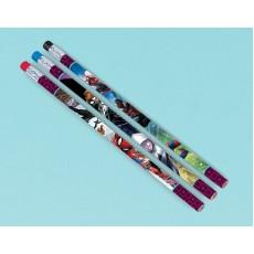 Spider-Man Webbed Wonder Pencil Favours Pack of 12