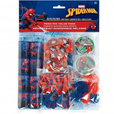 Spider-Man Webbed Wonder Mega Mix Favours