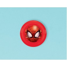 Spider-Man Webbed Wonder Flying Discs Favour