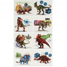 Jurassic World Tattoo Favours