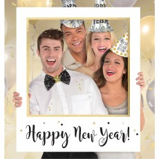 New Year Giant Picture Frame Photo Prop