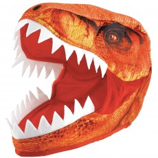 Jurassic World Deluxe Dinosaur Hat Head Accessorie