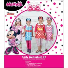 Minnie Mouse Wearable Kit Costume Accessories