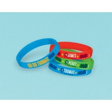 Thomas & Friends Rubber Bracelet Favours