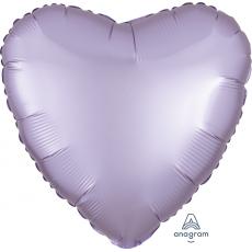 Lilac Satin Luxe Pastel Standard HX Shaped Balloon
