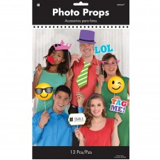 LOL Surprise Photo Booth LOL Photo Props Pack of 13