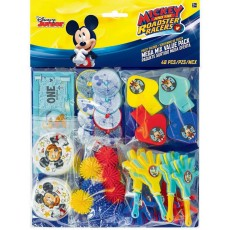 Mickey Mouse On The Go Mega Mix Favours