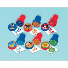Mickey Mouse & Friends Mini Stampers Favours