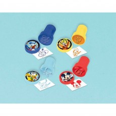 Mickey Mouse On The Go Stamper Favours