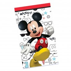 Mickey Mouse On The Go Mini Notepad Favour
