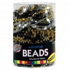 Glitz & Glam Party Supplies - Plastic Beaded Necklaces